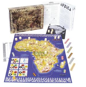 Africa 1880 von Tilsit